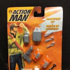 Action man: EQUIPO DE AVENTURA DE ACTIÓN MAN HASBRO 1994. Lote 212532571