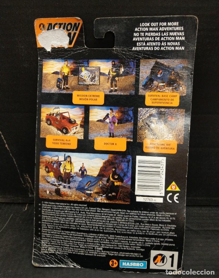 Action man: Equipo de aventura de actión man hasbro 1994 - Foto 2 - 212532571