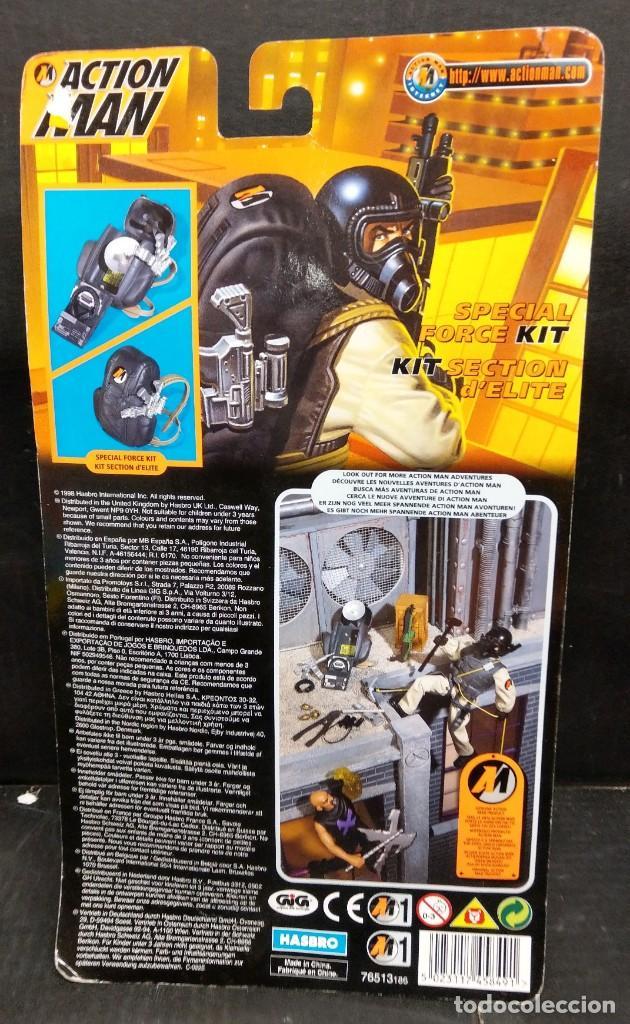 Action man: Especial force kit acción man - Foto 2 - 213195631