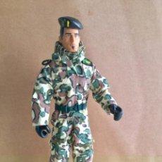Action man: SOLDADO PARACAIDISTA CUSTOMIZADO. ACTION MAN.. Lote 213272883