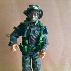 Action man: SOLDADO COMBATE BOINAS VERDES. CUSTOMIZADO. ACTION MAN. Lote 213273343