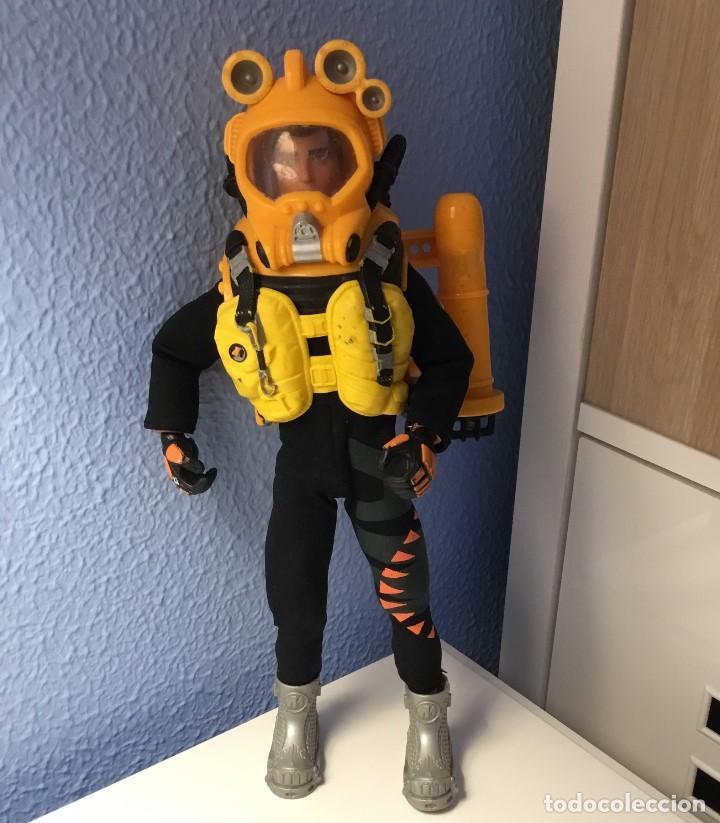 ACTION MAN BUZO (Juguetes - Figuras de Acción - Action Man)