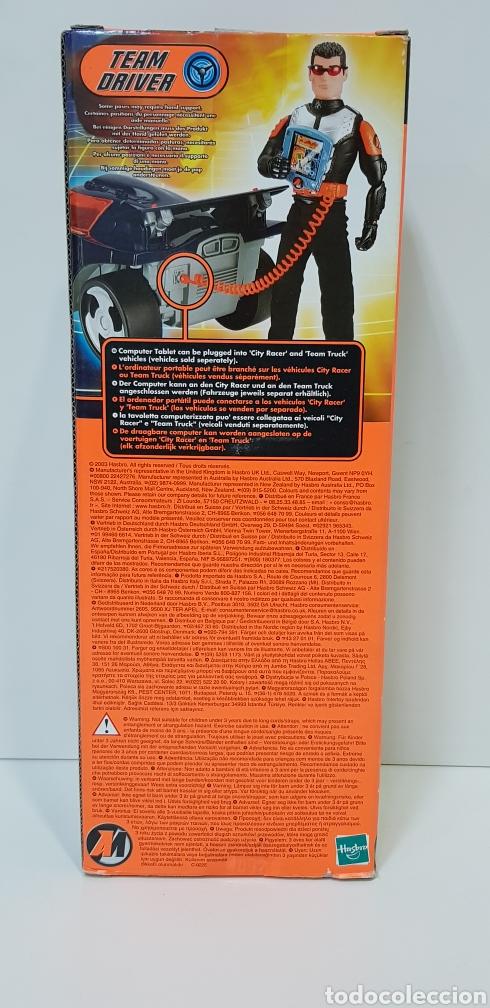 Action man: ACTION MAN TEAM DRIVER / 2003 HASBRO / NUEVO SIN ESTRENAR - Foto 2 - 217396035