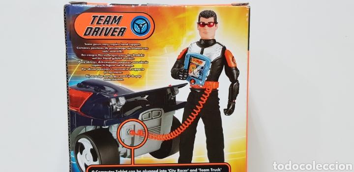 Action man: ACTION MAN TEAM DRIVER / 2003 HASBRO / NUEVO SIN ESTRENAR - Foto 5 - 217396035
