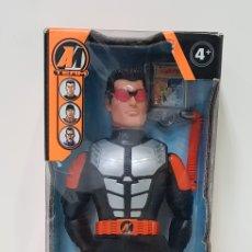 Action man: ACTION MAN TEAM DRIVER / 2003 HASBRO / NUEVO SIN ESTRENAR. Lote 217396035