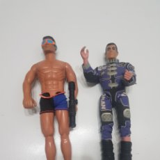 Action man: LOTE 2 ACTION MAN. Lote 218003396