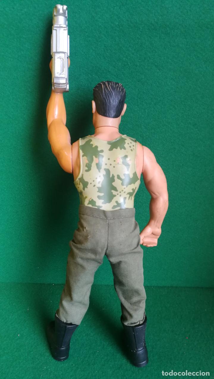 Action man: ACTION MAN HASBRO - AM 1996 - MILITAR OPERATION JUNGLE + MUNICIÓN - BUEN ESTADO - Foto 2 - 218521272