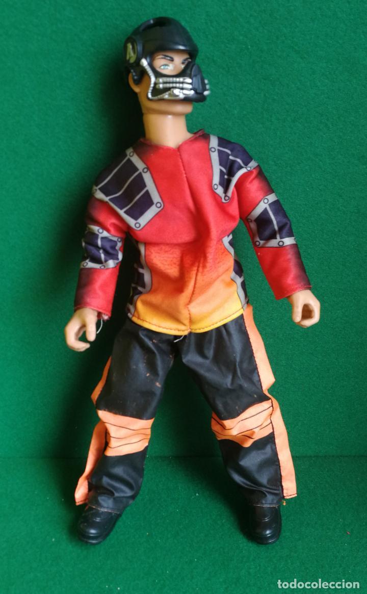 Action man: ACTION MAN HASBRO - AM 1993 - SKATEBOARD EXTREME CON SKATER - BUENO Y FUNCIONANDO - Foto 7 - 218525333