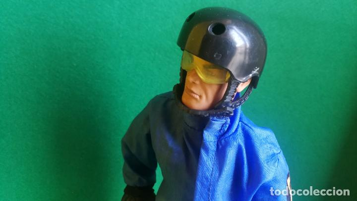 Action man: ACTION MAN HASBRO - AM 1996 - ARTIC SURF BIKE - BUENO Y FUNCIONANDO - Foto 9 - 218605088