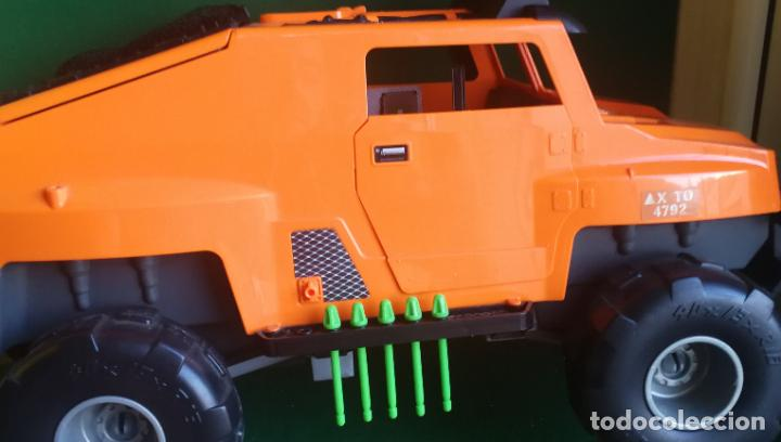 Action man: ACTION MAN HASBRO - CAMIÓN ACTION MAN TEAM TRUCK - MUY BUENO - Foto 16 - 218628772