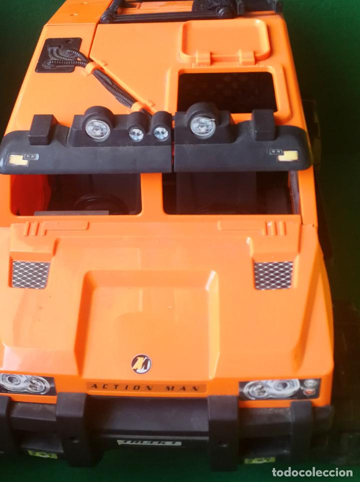 Action man: ACTION MAN HASBRO - CAMIÓN ACTION MAN TEAM TRUCK - MUY BUENO - Foto 1 - 218628772