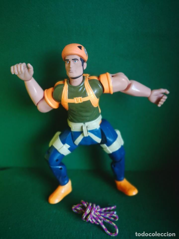 ACTION MAN HASBRO - ALPINISTA EXTREME ROCK CLIMBER RC - RADIO CONTROL (Juguetes - Figuras de Acción - Action Man)