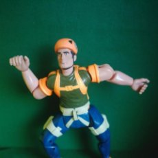 Action man: ACTION MAN HASBRO - ALPINISTA EXTREME ROCK CLIMBER RC - RADIO CONTROL - NO MADELMAN. Lote 218647092
