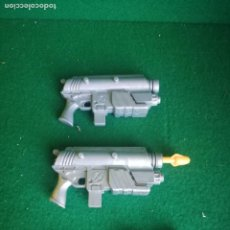 Action man: ACTION MAN HASBRO - LOTE ARMAS: 2 PISTOLAS LANZA FLECHAS - FUNCIONANDO PERFECTAMENTE - NO MADELMAN. Lote 218649672