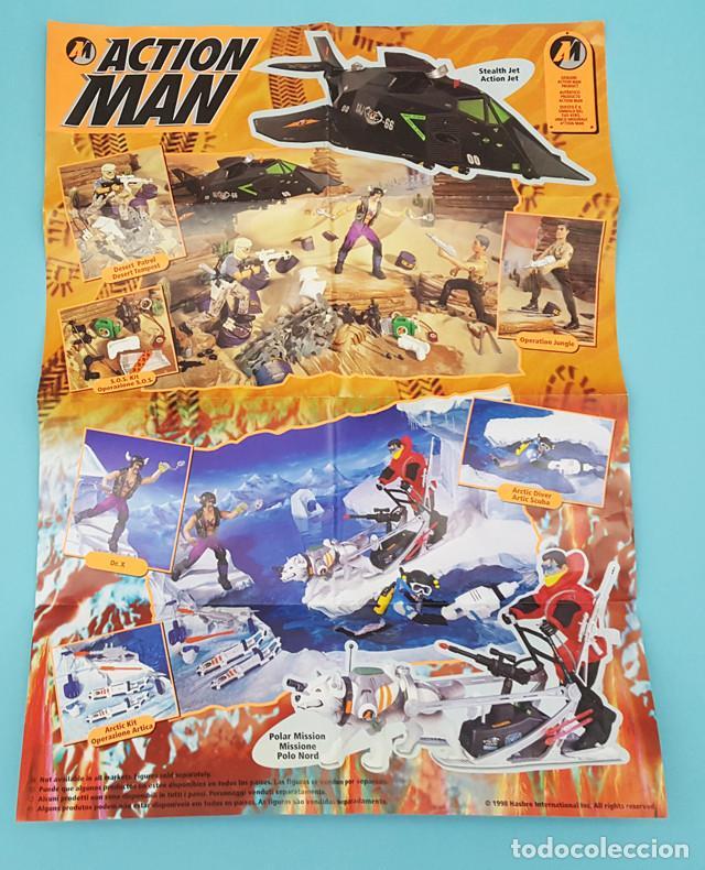 Action man: ACTION MAN SUPER SAMURAI HASBRO CON CAJA Y CATALOGO - Foto 3 - 219010531