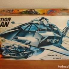 Action man: CAJA ACTION MAN STEALTH JET.. Lote 220123330