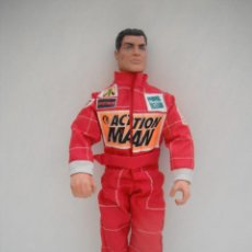 Action man: ACTION MAN PILOTO GRAND PRIX - HASBRO 1999. Lote 220717150