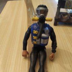 Action man: ACTION MAN 1998 SUBMARINISTA. Lote 221438098