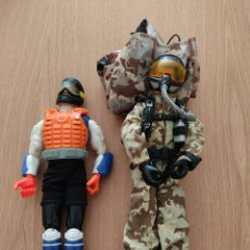 Action man: LOTE 2 FIGURAS ACTION MAN. Lote 221441353