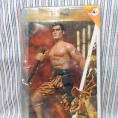 Action man: FIGURA ACTION MAN BLOW PIPE, EN BLISTER SIN ESTRENAR. Lote 222432775
