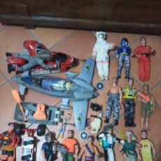 Action man: LOTE ACTION MAN. Lote 222581105