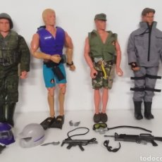 Action man: LOTE MUÑECOS. Lote 222624411