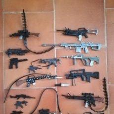 Action man: LOTE COMPLEMENTOS ARMAS DE FIGURA ACTION MAN. Lote 223010588