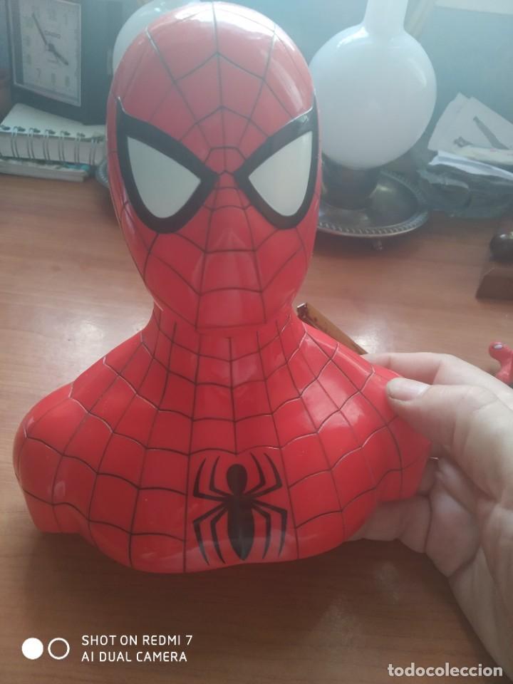 Action man: Hucha Spider-Man y muñeco - Foto 3 - 223808060