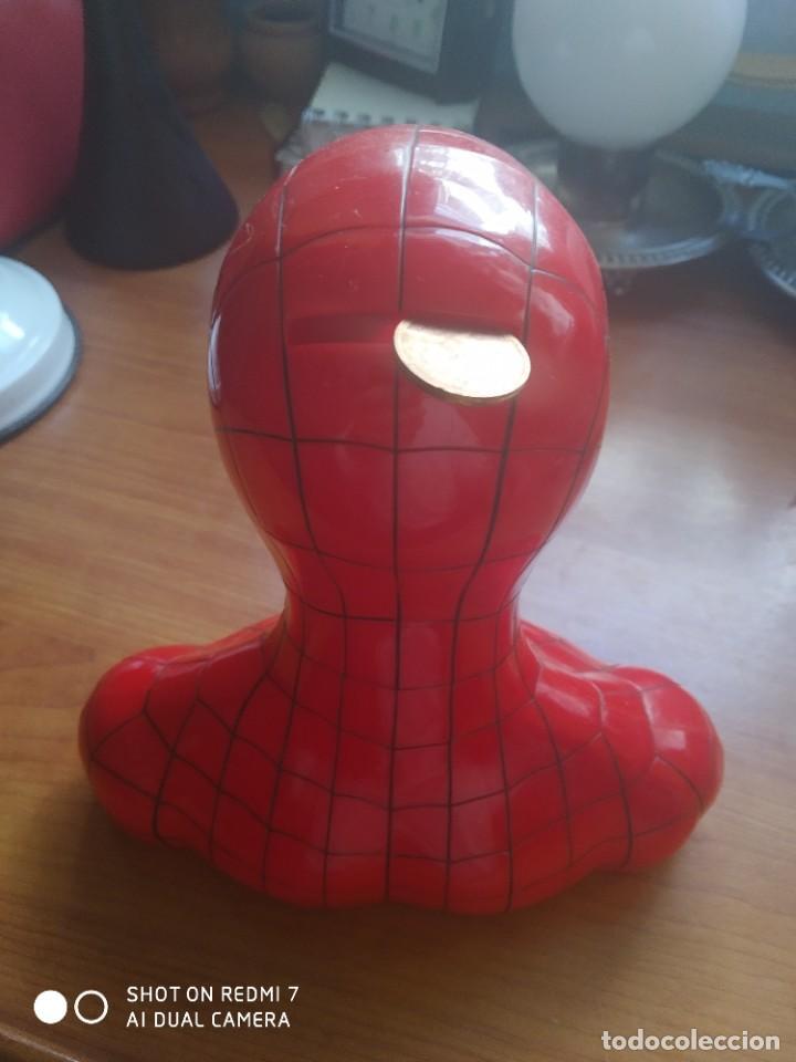 Action man: Hucha Spider-Man y muñeco - Foto 4 - 223808060