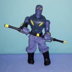 Action man: FIGURA NINJA ACTION MAN DE HASBRO EN MUY BUEN ESTADO. Lote 226890170