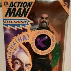 Action man: FIGURA ACTION MAN - DOCTOR DR. X - HASBRO - NUEVO A ESTRENAR - (MADELMAN LEGO VINTAGE). Lote 217240217