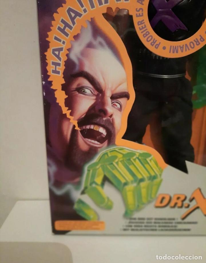 Action man: Figura Action Man - Doctor Dr. X - Hasbro - nuevo a estrenar - (madelman lego vintage) - Foto 2 - 217240217