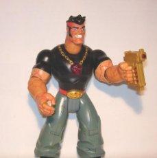 Action man: ACTION MAN - MALVADO HIPERMUSCULADO 2005 HASBRO. Lote 227705830