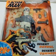 Action man: ACTION MAN - DESERT PATROL - DESERT TEMPEST - 1997 - NUEVO. Lote 228962860