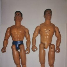 Action man: LOTE ACTION MAN, CON COMPLEMENTOS. Lote 196307641
