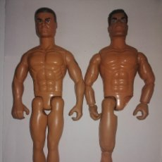 Action man: LOTE ACTION MAN, CON COMPLEMENTOS. Lote 231074140
