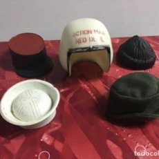 Action man: CASCO GORRA ACTION MAN TAMAÑO GEYPERMAN. Lote 233830000