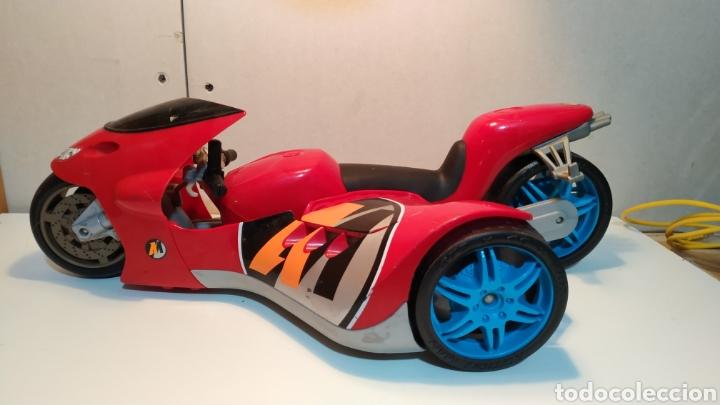 Action man: Moto con Sidecar Action Man - Hasbro 200 - Foto 2 - 234983215