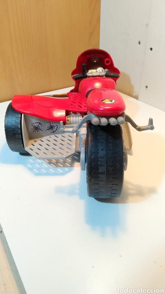 Action man: Moto con Sidecar Action Man - Hasbro 200 - Foto 3 - 234983215