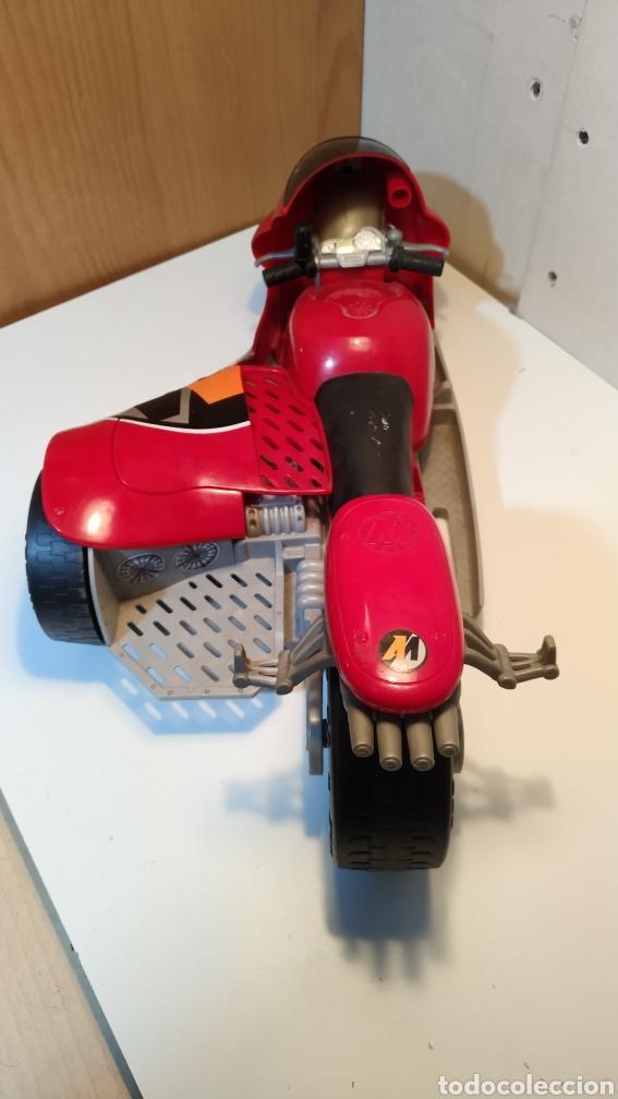 Action man: Moto con Sidecar Action Man - Hasbro 200 - Foto 4 - 234983215