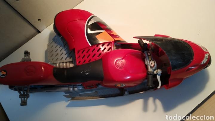 Action man: Moto con Sidecar Action Man - Hasbro 200 - Foto 7 - 234983215