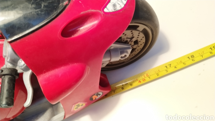 Action man: Moto con Sidecar Action Man - Hasbro 200 - Foto 10 - 234983215
