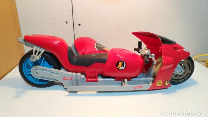 Action man: Moto con Sidecar Action Man - Hasbro 200 - Foto 12 - 234983215