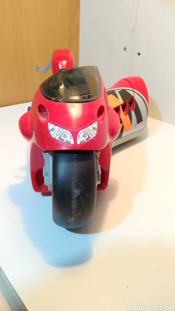 MOTO CON SIDECAR ACTION MAN - HASBRO 200 (Juguetes - Figuras de Acción - Action Man)
