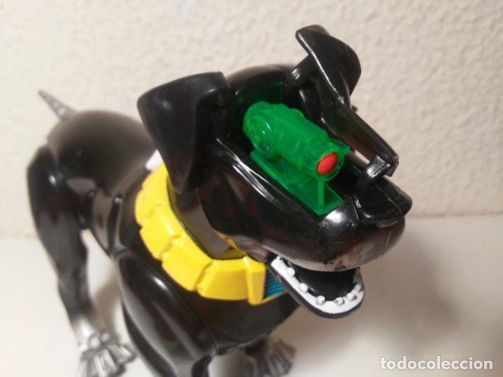 Action man: Perro cyborg galáctico interactivo Mecha K9000 Atom Action Man Muñeco de plástico Juguete - Foto 3 - 240866305