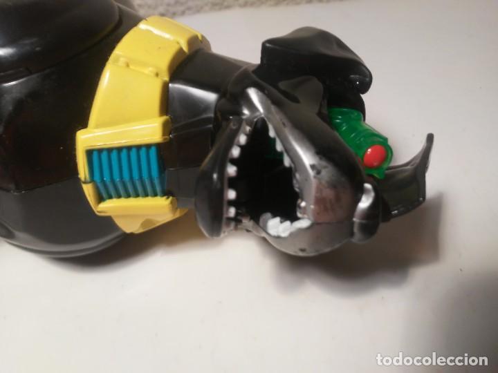 Action man: Perro cyborg galáctico interactivo Mecha K9000 Atom Action Man Muñeco de plástico Juguete - Foto 6 - 240866305