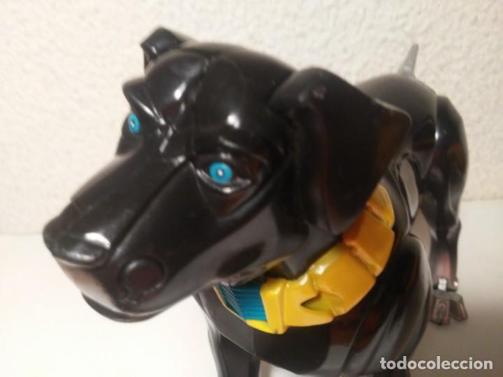 Action man: Perro cyborg galáctico interactivo Mecha K9000 Atom Action Man Muñeco de plástico Juguete - Foto 9 - 240866305