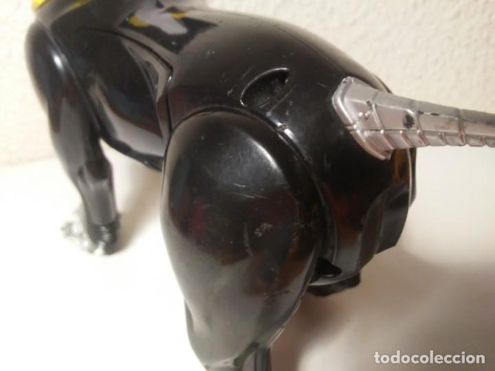 Action man: Perro cyborg galáctico interactivo Mecha K9000 Atom Action Man Muñeco de plástico Juguete - Foto 15 - 240866305