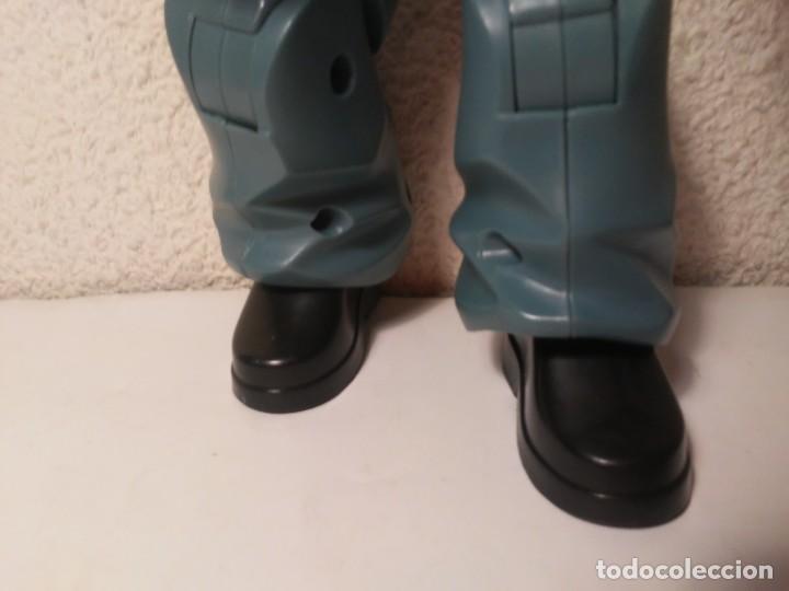 Action man: Figura cyborg galáctico interactivo Paine Atom Action Man Hasbro 2005 Muñeco Juguete - Foto 4 - 240869445