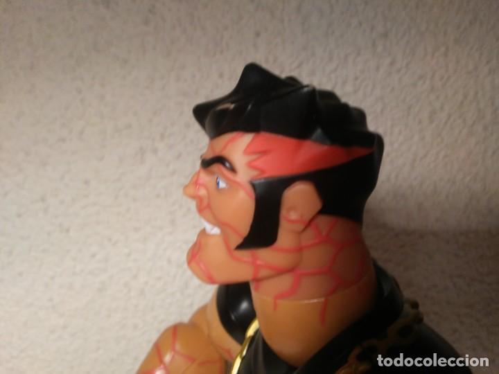 Action man: Figura cyborg galáctico interactivo Paine Atom Action Man Hasbro 2005 Muñeco Juguete - Foto 6 - 240869445